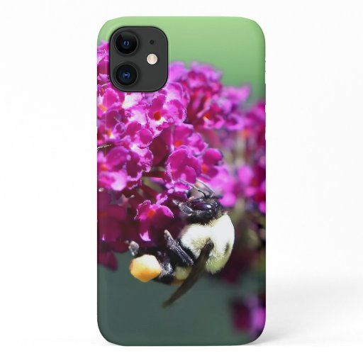 Bumble Bee, Barely There iPhone 11 Case. iPhone 11 Case