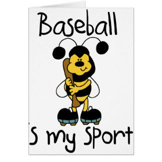 Bumble Bee Baseball Sport Card