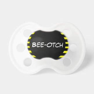 Bumble Bee Bee otch Baby Pacifier
