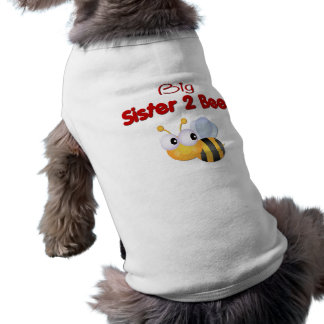 Bumble Bee Big Sister to Be T-Shirt