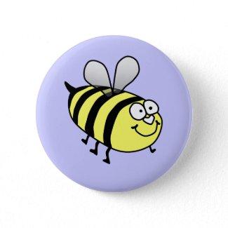 Bumble Bee button button