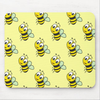 Bumble Bee, Buzz Mouse Pad