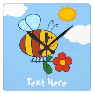 Bumble Bee Clocks