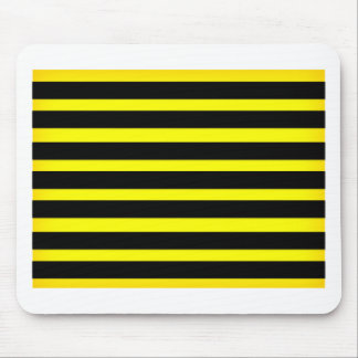 Bumble Bee Design - Bee Lovers Mouse Pad
