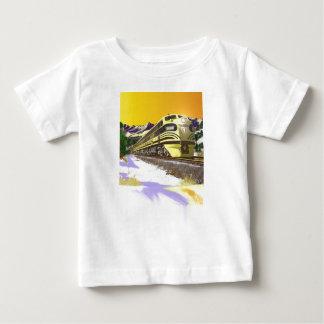 Bumble Bee DRGW 1624.jpg Baby T-Shirt