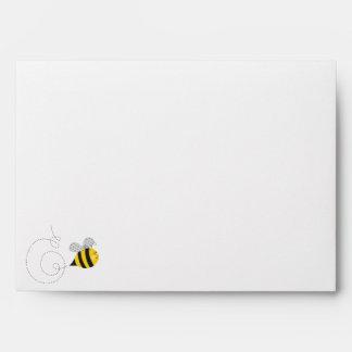 Bumble Bee Envelopes