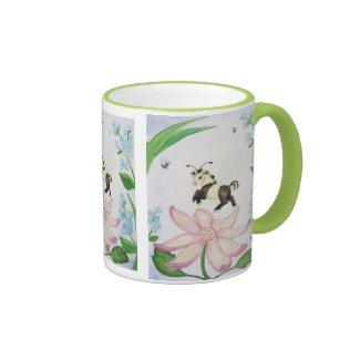 Bumble Bee Fantasy Horse Mug