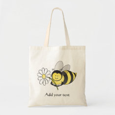 Bumble Bee Goodie Bag at Zazzle
