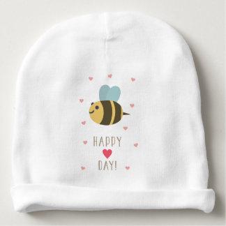 Bumble Bee Happy Valentine's Day Beanie
