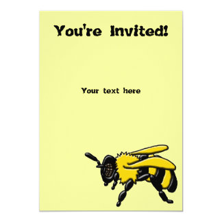 Bumble Bee, invitation