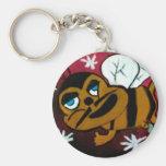 Bumble Bee Key Chain