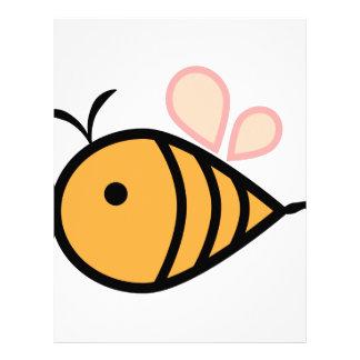 Bumble Bee Letterhead