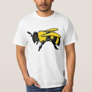Bumble Bee, light shirt