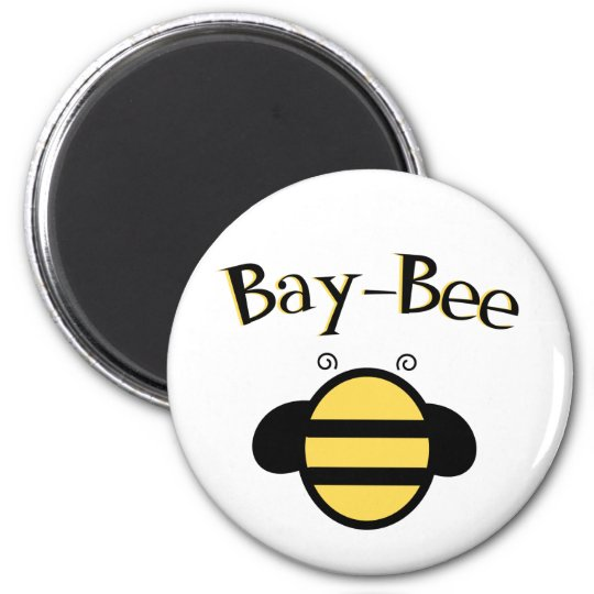 Bumble Bee Magnet