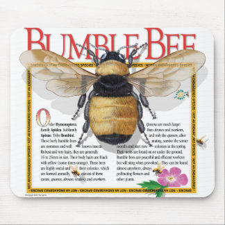Bumble Bee Mousepad