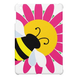 Bumble Bee on Flower iPad Mini Case