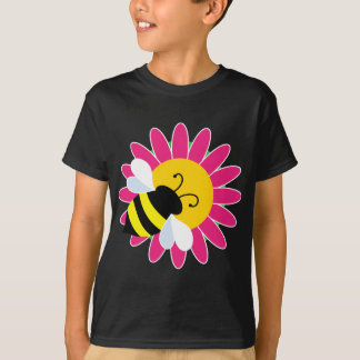 Bumble Bee on Flower T-Shirt