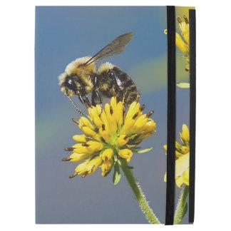 Bumble Bee on Yellow Wildflower iPad Case