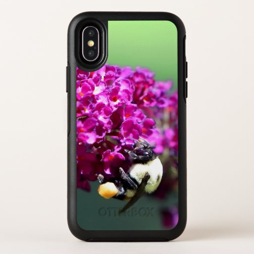 Bumble Bee, Otterbox iPhone X case.