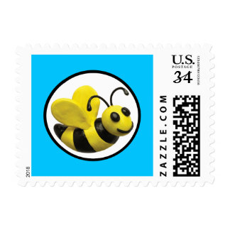 Bumble Bee Party Postage