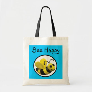 Bumble Bee Party Tote Bag