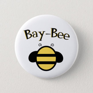 Bumble Bee Pinback Button