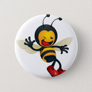 bumble_bee.png pinback button