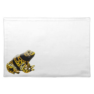 Bumble Bee Poison Dart Frog Placemat