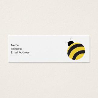 Bumble Bee Profile Card