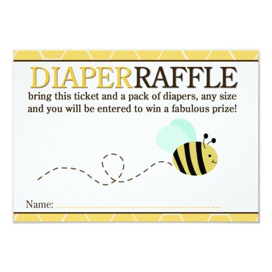 raffle card