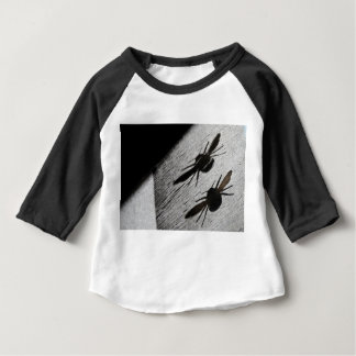 Bumble Bee Silhouette Shadow T Shirt