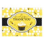Bumble Bee TY Gift Tag Large Business Cards (Pack Of 100)