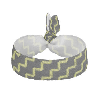 Bumble Bee Zag Hair Tie