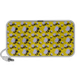 bumble bees portable speaker