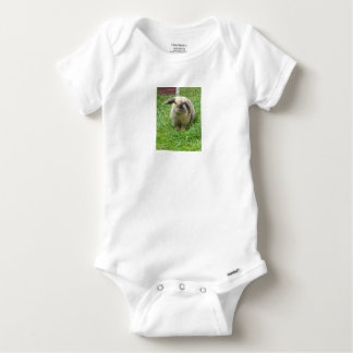 Bumble Rabbit Baby Onesie