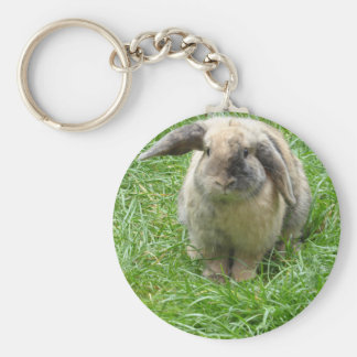 Bumble Rabbit Keychain