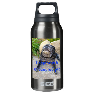 Bumble Water Bottle: Happiness is... Insulated Water Bottle