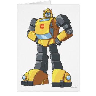 Bumblebee 1 card