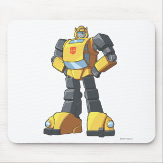 Bumblebee 1 mouse pad