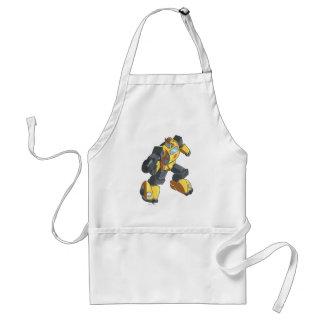 Bumblebee 2 adult apron