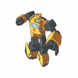 Bumblebee 3 photo cut outs