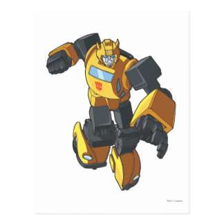 Bumblebee 3 post cards
