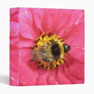 Bumblebee Avery Binder