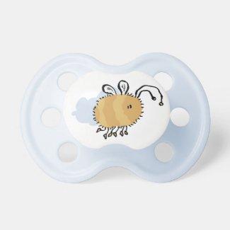 bumblebee baby pacifier