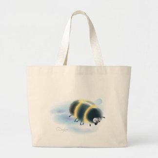bumblebee tote bags