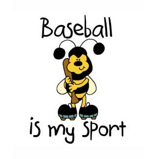 Bumblebee Baseball My Sport Tshirts and Gifts shirt