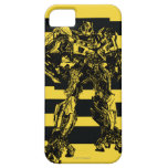 Bumblebee Bee Stripes iPhone SE/5/5s Case