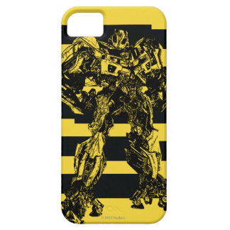 Bumblebee Bee Stripes iPhone SE/5/5s Case