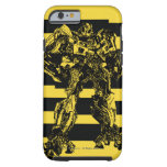 Bumblebee Bee Stripes Tough iPhone 6 Case