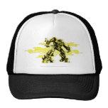 Bumblebee Black & Yellow Trucker Hat